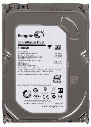 HDD Seagate Surveillance 1TB
