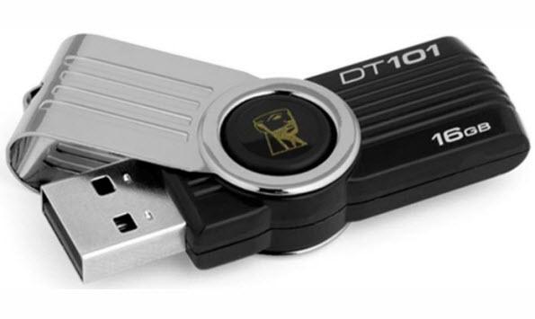 USB Flash Drive Kingston 16GB DT101G2