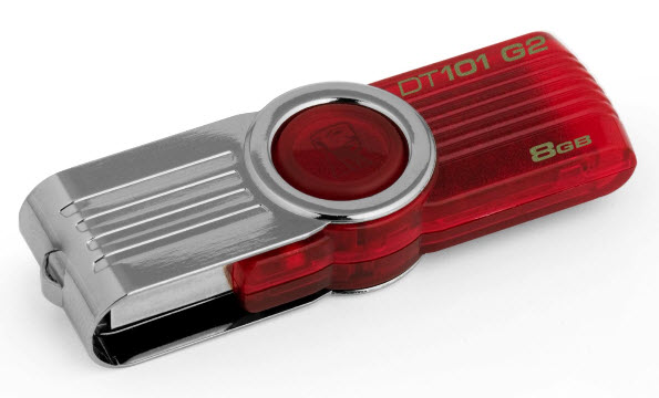 USB Flash Drive Kingston 8GB DT101G2