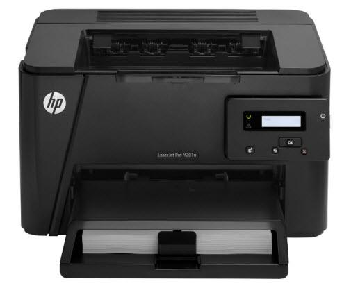 Laserski A4 štampač HP M201n
