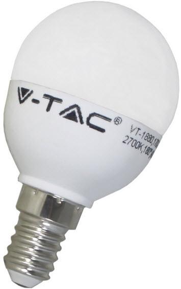 LED Sijalica E14-6W-2700K P45