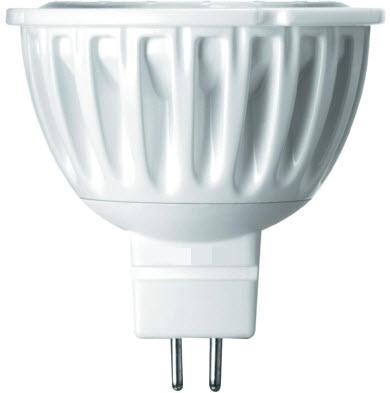 LED Spot Lampa GU5.3-6W-220V-6400K