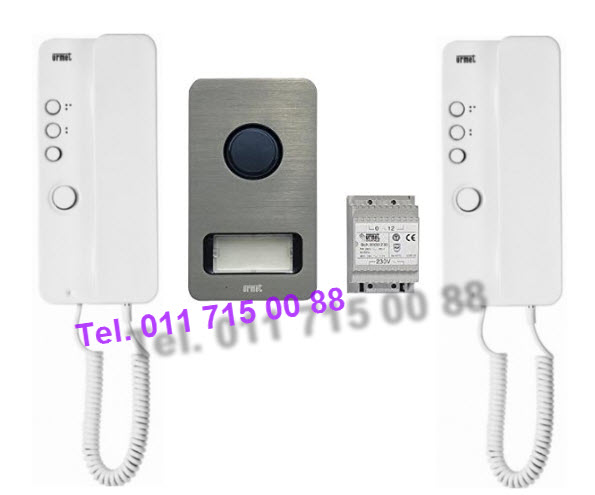 Urmet interfonski KIT 1122/602