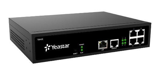 NeoGate TB400-2 VoIP to BRI Gateway