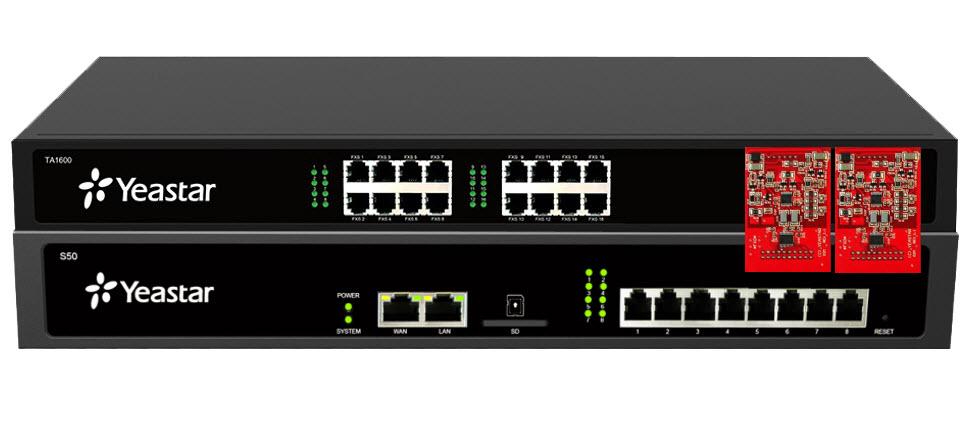 Yeastar S50 (4/16) IP PBX