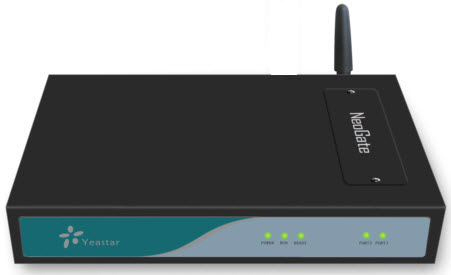 VoIP to GSM Gateway NeoGate TG200 1 ch