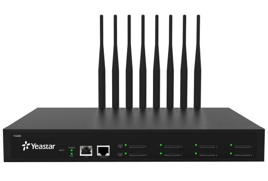 Yeastar TG800 VoIP GSM Gateway