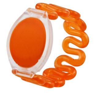 Kartica NP-W31 EM 125kHz narukvica oranž