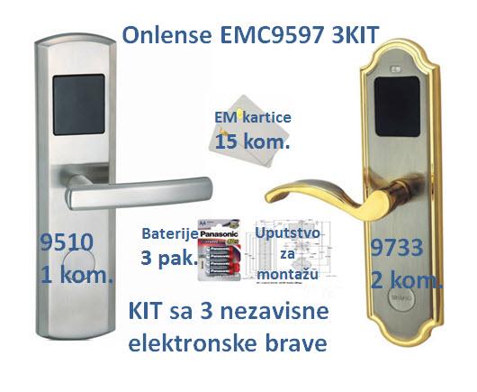 Onlense EMC9597 3KIT