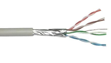 Kabl FTP kat. 5E solid