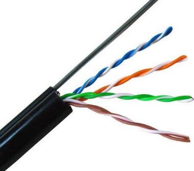 Kabl UTP kat.5e pun - samonosivi