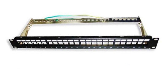 Patch panel 24 porta - bez modula
