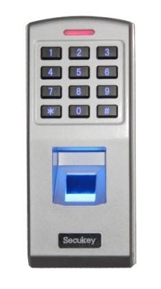 F3 Fingerprint & PIN Access Control