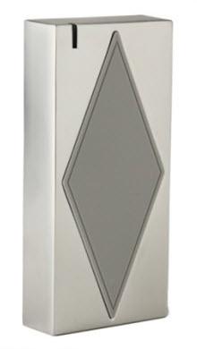 S5-R EM vodootporni metalni čitač kartica