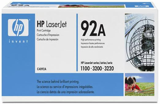 HP cartridge 92A (C4092A)