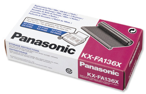 Panasonic film KX-FA136